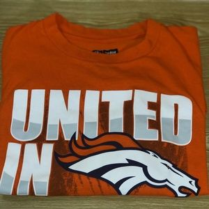 NFL Denver Broncos Super Bowl T-Shirt
